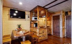 «Лесной кордон», малый гостевой дом