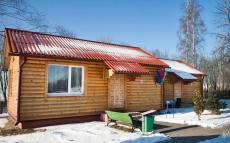 5-ти местный дом на базе отдыха «Олимпиец»