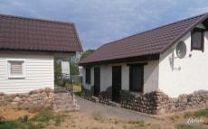 Домик для семьи в усадьбе «Клевое местечко»