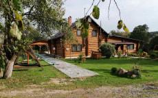 «Бобровый двор», основной дом