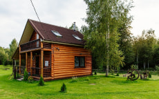 «Бабарики», «Деревенский» дом