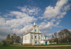 Церковь Успения Пресвятой Богородицы в деревне Бусяж