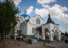 Храм иконы Божьей Матери «Державная» в Минске