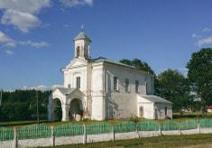 Костёл Святых Апостолов Петра и Павла в Новодевятковичах