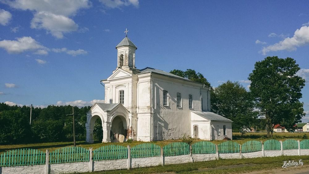 Церковь святой марии (мариенкирхе)