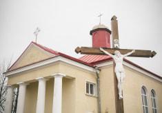 Костёл Божией Матери в Кореличах