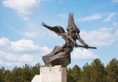 Мемориальный комплекс памяти героев и жертв Первой мировой войны в Сморгони