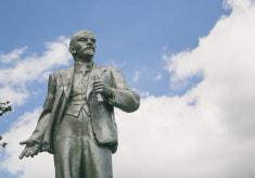 Памятник Ленину в Узде