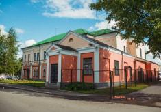 Здание еврейской больницы в Витебске