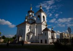 Храм святой праведной Софии Слуцкой