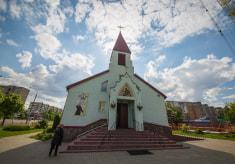 Каплица Святого Иоанна Крестителя в Минске