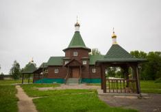 Храм целителя Пантелеймона в Минске