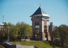 Выставочный зал «Духовской круглик» в Витебске
