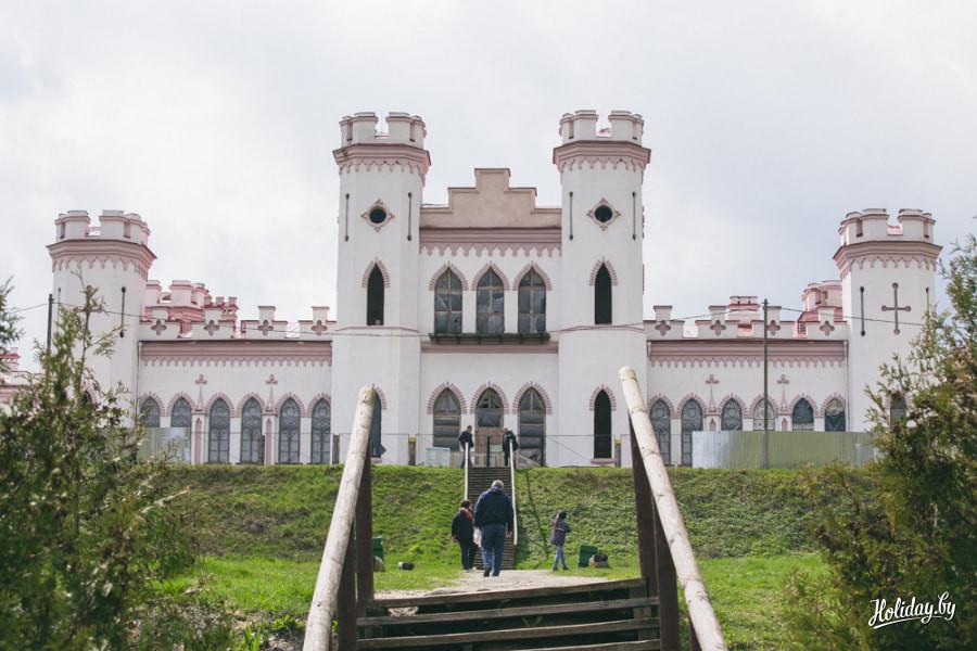 Дворец Пусловских в Коссово - фото и видео достопримечательности ... ba50991d25b