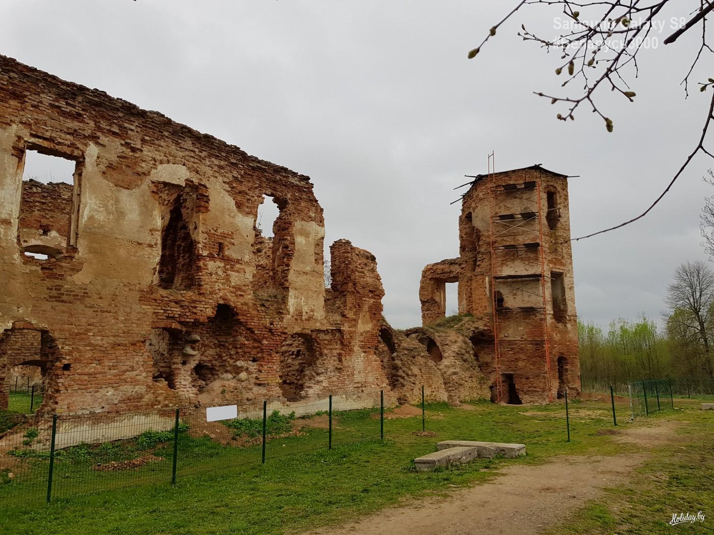 гольшанский замок фото так как сериале