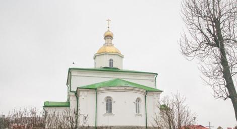 Петро-Павловская церковь в Кореличах