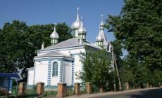 Свято-Успенская церковь в Браславе