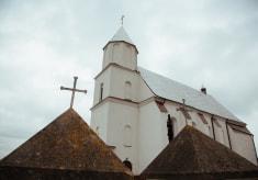 Костел Вознесения Девы Марии в Деревное