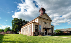 Костел Вознесения Девы Марии в деревне Константиново