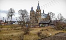 Костел Богоматери Руженцовой и святого Доминика в деревне Раков