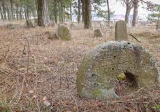 Старое еврейское кладбище в Ракове