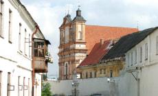 Костел Благовещенский в Гродно (Монастырь бригиток)