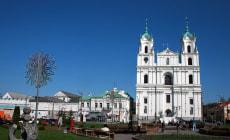 Костел Святого Франциска Ксаверия в Гродно (Фарный)