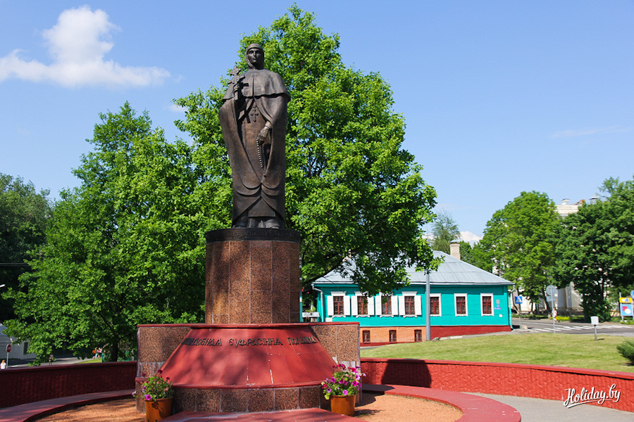 памятники оренбурга и их история презентация