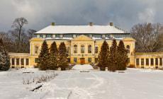Дворцово-парковый ансамбль Валовичей в деревне Святск
