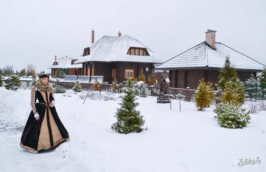 Новый год в Беларуси 2021