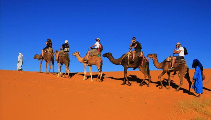 Марокко - страна родом из сказки