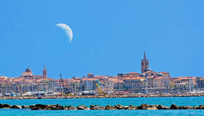 Как добраться до Сардинии Моя Сардиния