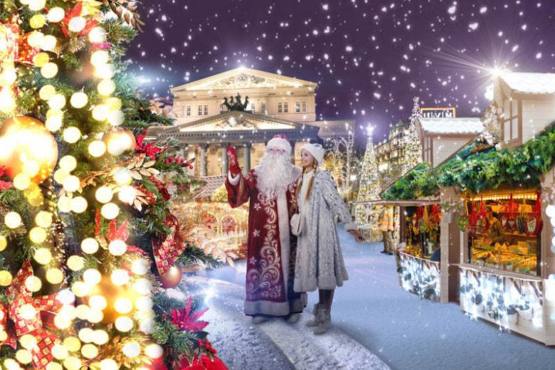 Автобусные туры на новый год из кирова