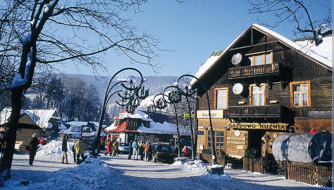 Польша, сноуборд, закопане ч1 герман гавриш