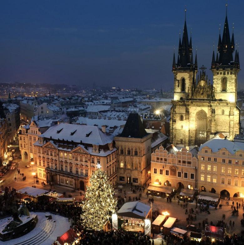 Путевка в чехии на новый год стоимость