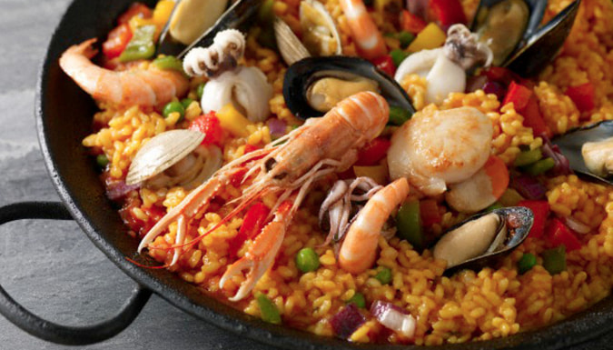 Испанская кухня рецепты с фото