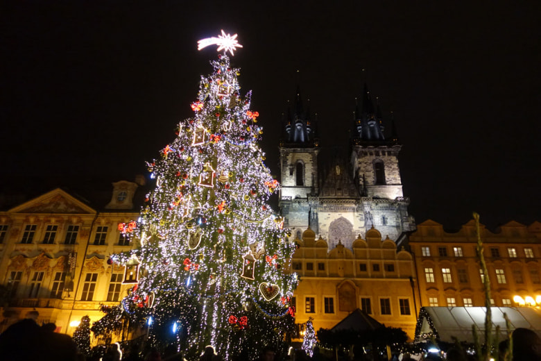 Путевки в чехию новый год