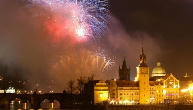 Тур в чехию на новый год на поезде